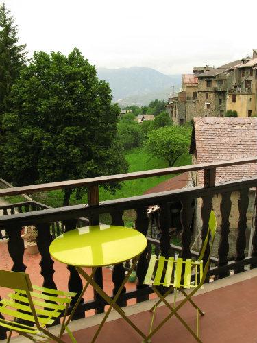 Appartement in St dalmas valdeblore für  5 •   mit Balkon