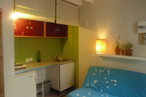 Studio Paris - 2 people - holiday home  #27981