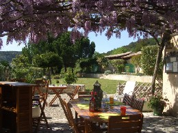 House in Saint martin d'ardèche for   4 •   animals accepted (dog, pet...)