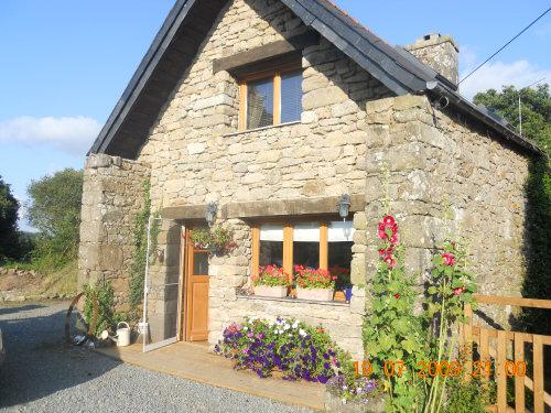 Maison Bourbriac - 6 personnes - location vacances  n°28015