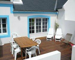 Maison Belle Ile En Mer - 10 personnes - location vacances  n°28041