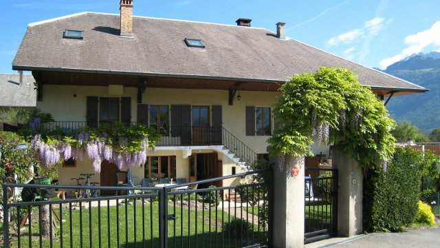Gite Lathuile - 4 people - holiday home  #28049