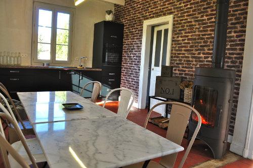 Maison à Crasville pour  4 •   jardin