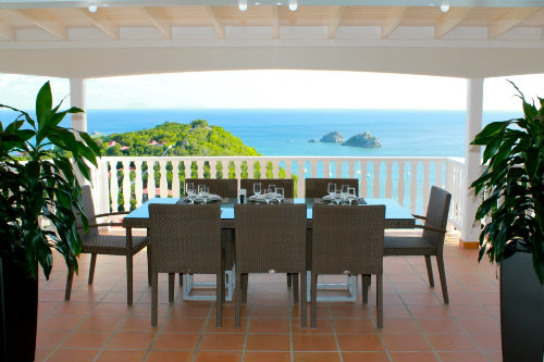 House St Barthélémy - 8 people - holiday home  #28065