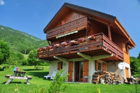 Gite Lans En Vercors - 4 personnes - location vacances  n°28091