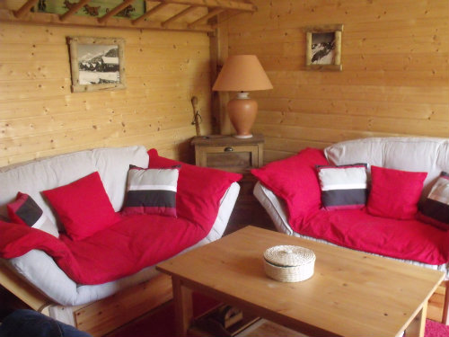 Chalet in Allemont for rent for  4 people - rental ad #28110