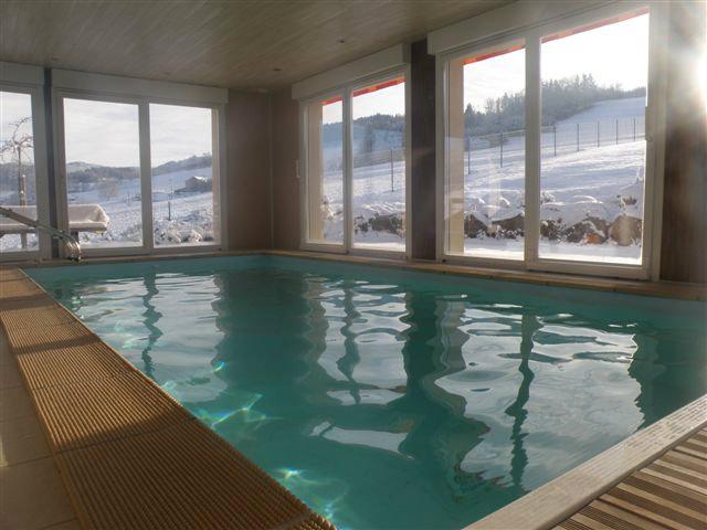 Chalet à Gerardmer pour  10 •   avec piscine privée