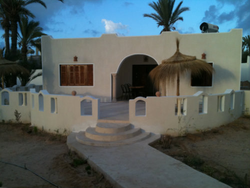 House in Djerba - Vacation, holiday rental ad # 28120 Picture #1