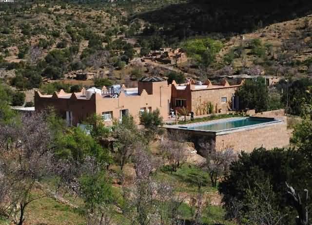 Casa rural en Agadir para  20 •   con piscina privada