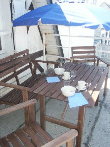 Appartement Criel Sur Mer - 4 personnes - location vacances  n°28189
