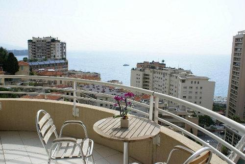 Monaco -    vista al mar