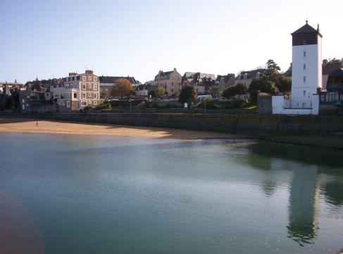 Flat in Saint malo - Vacation, holiday rental ad # 28203 Picture #4