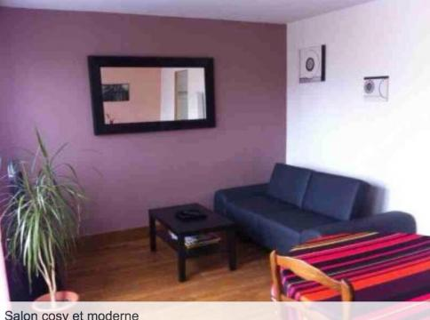 Flat 2 people Saint Malo - holiday home  #28203