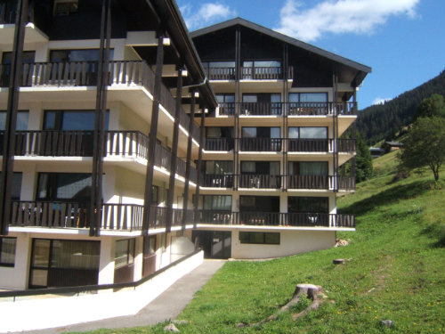 Flat in Chatel for   5 •   private parking