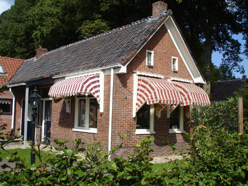 House in Oostwold for   4 •   with terrace