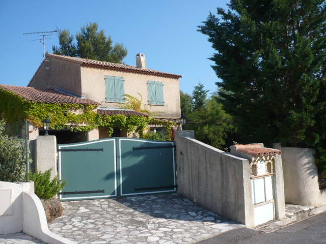 House Roquebrune Sur Argens - 7 people - holiday home  #28273