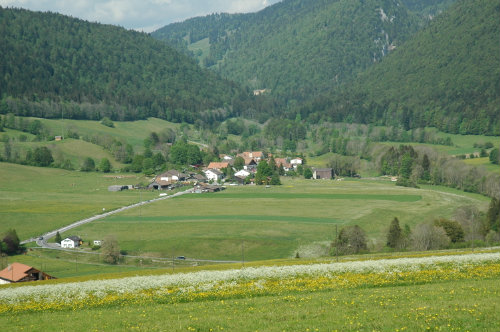 Farm in Le Pâquier - Vacation, holiday rental ad # 28275 Picture #5