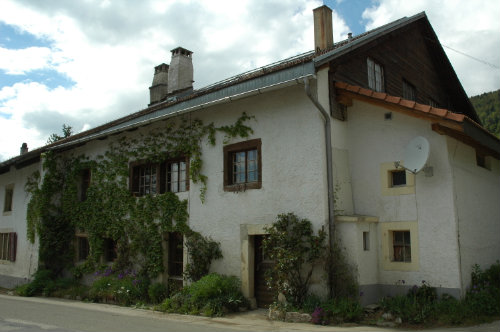 Farm in Le Pâquier - Vacation, holiday rental ad # 28275 Picture #0