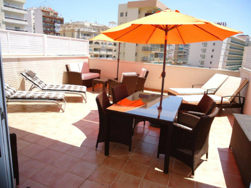 Flat in Calpe - Vacation, holiday rental ad # 28283 Picture #0