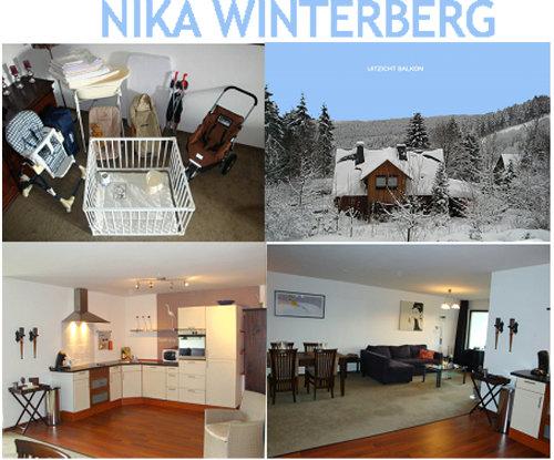 Appartement Winterberg - 6 personen - Vakantiewoning  no 28308
