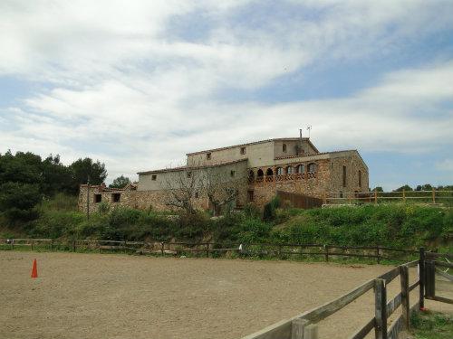 Casa rural Caldes De Montbui - 18 personas - alquiler n°28335