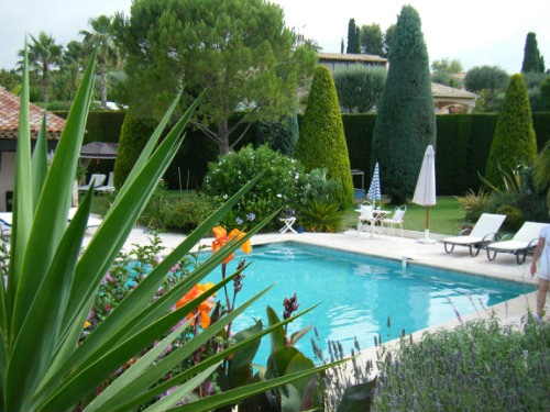 House in Plascassier Grasse - Vacation, holiday rental ad # 28353 Picture #9