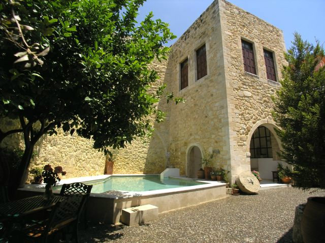 House in rethymnon - Vacation, holiday rental ad # 28356 Picture #3