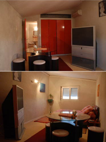 Gite 2 people Narbonne - holiday home  #28364