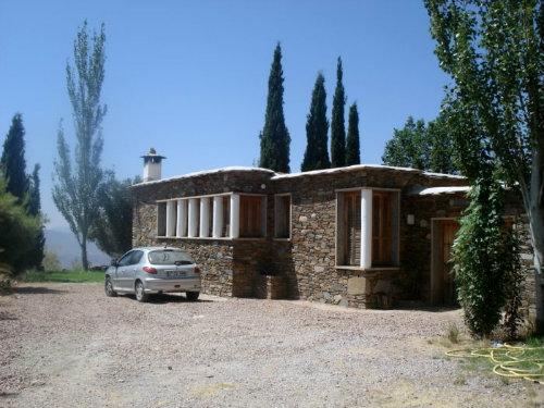 Flat Mecina Alfahar - 7 people - holiday home  #28376
