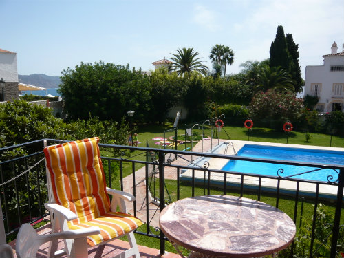 Flat in nerja  - Vacation, holiday rental ad # 28380 Picture #2