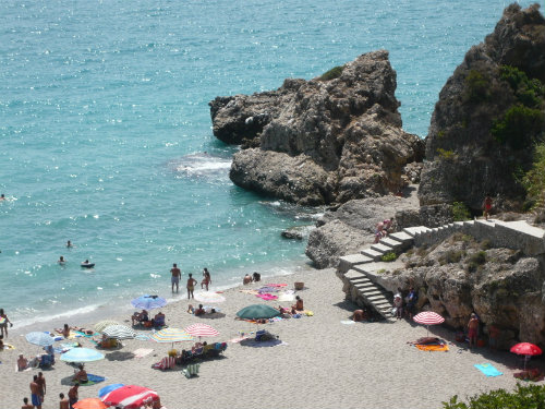 Flat in nerja  - Vacation, holiday rental ad # 28380 Picture #4