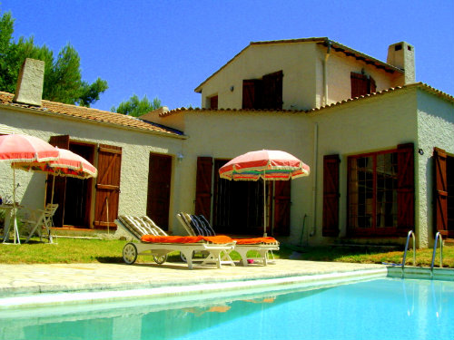 House Tourrettes Sur Loup - 6 people - holiday home  #28382