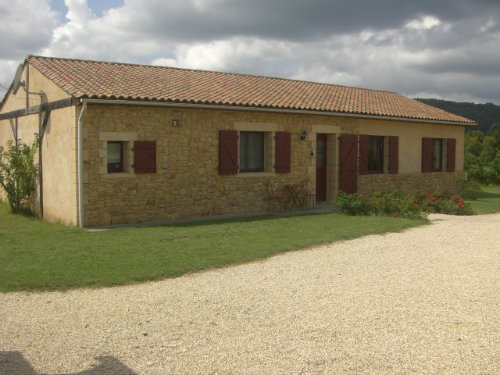 House Cales - 7 people - holiday home  #28403