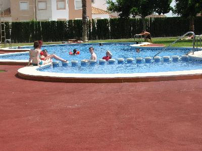 Flat in Torrevieja - Vacation, holiday rental ad # 28416 Picture #1