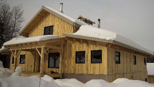 Chalet L'anse-st-jean - 18 people - holiday home  #28417