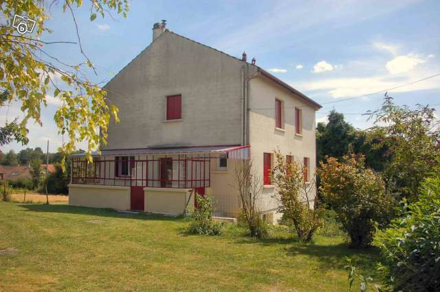 House Aulnay Sous Bois - 5 people - holiday home  #28436