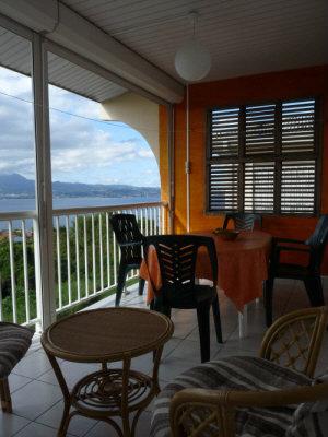 Appartement 5 personnes Anse à L'ane - location vacances  n°28474