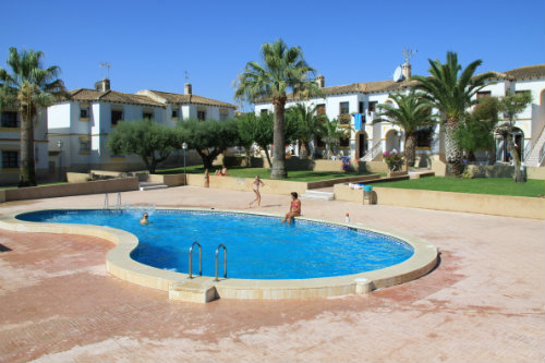 Chalet in Torrevieja for   5 •   with shared pool   #28502