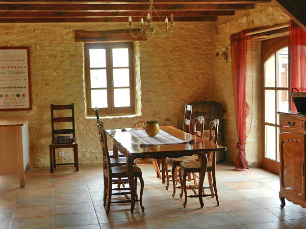 Gite in Dégagnac - Vacation, holiday rental ad # 28523 Picture #2
