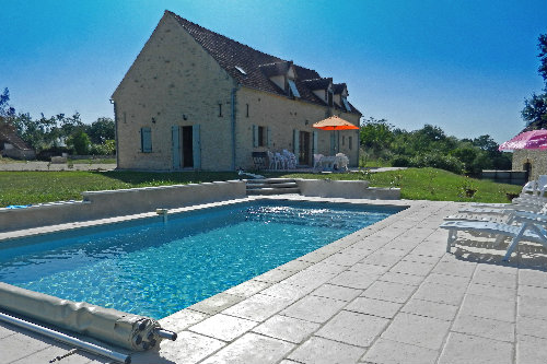 Gite 12 people Dégagnac - holiday home  #28523