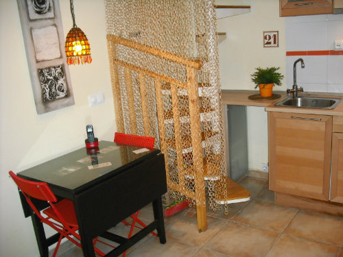 Flat in Sitges-barcelona for   3 •   view on sea