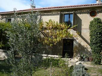 Maison Eyguières - 6 personnes - location vacances  n°28528