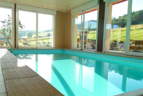 Maison à Ban de laveline pour  8 •   avec piscine privée