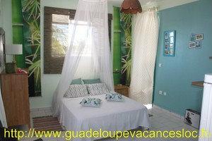 Maison Le Moule - 3 personnes - location vacances  n°28534