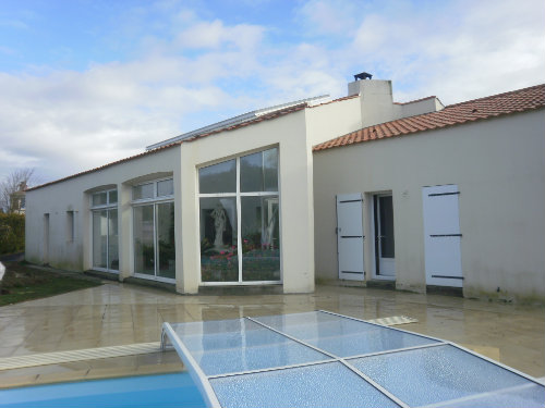 House Talmont Saint Hilaire - 11 people - holiday home  #28544