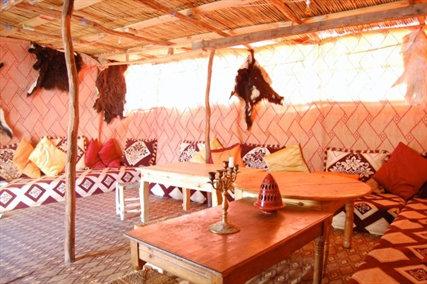 Chambre d'hôtes Tamraght-agadir - 10 personnes - location vacances  n°28555