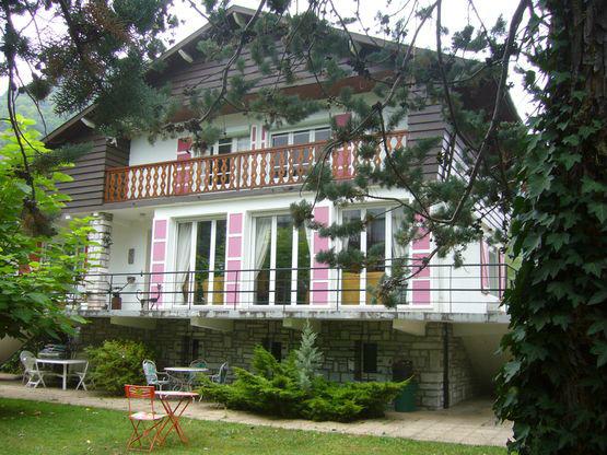 Chalet Luchon - 10 personnes - location vacances  n°28560