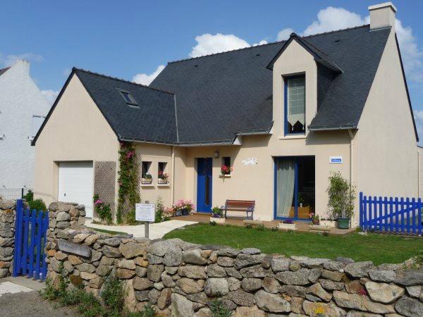 Chambre d'hôtes à Le pouliguen pour  9 •   avec terrasse
