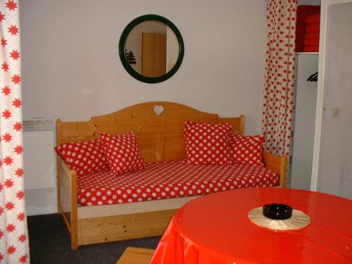 Appartement Risoul - 6 personnes - location vacances  n°28599