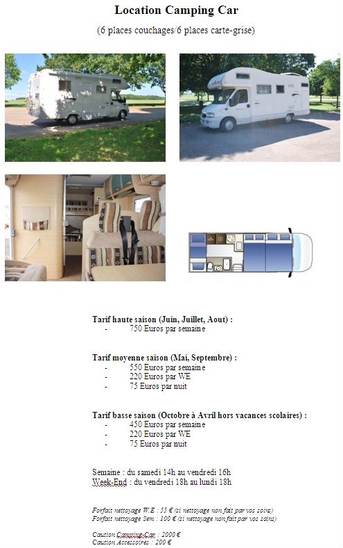 Gite  - 6 personnes - location vacances  n°28607